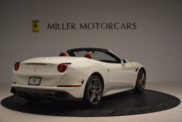 Used 2017 Ferrari California T for sale Sold at Aston Martin of Greenwich in Greenwich CT 06830 7