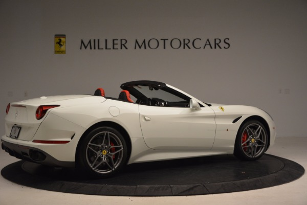 Used 2017 Ferrari California T for sale Sold at Aston Martin of Greenwich in Greenwich CT 06830 8