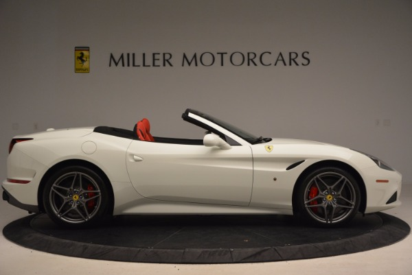 Used 2017 Ferrari California T for sale Sold at Aston Martin of Greenwich in Greenwich CT 06830 9