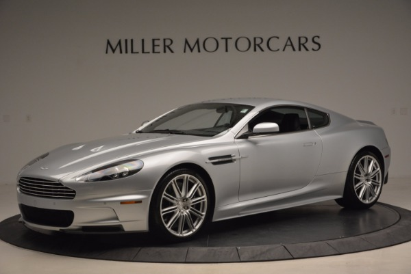 Used 2009 Aston Martin DBS for sale Sold at Aston Martin of Greenwich in Greenwich CT 06830 2