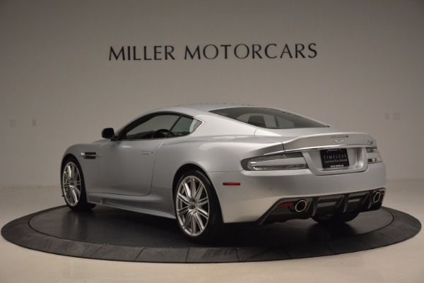 Used 2009 Aston Martin DBS for sale Sold at Aston Martin of Greenwich in Greenwich CT 06830 5
