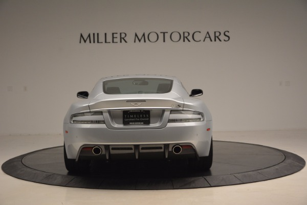 Used 2009 Aston Martin DBS for sale Sold at Aston Martin of Greenwich in Greenwich CT 06830 6