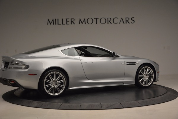 Used 2009 Aston Martin DBS for sale Sold at Aston Martin of Greenwich in Greenwich CT 06830 8