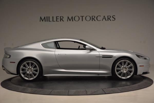Used 2009 Aston Martin DBS for sale Sold at Aston Martin of Greenwich in Greenwich CT 06830 9