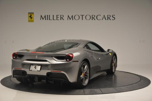 Used 2016 Ferrari 488 GTB for sale Sold at Aston Martin of Greenwich in Greenwich CT 06830 7