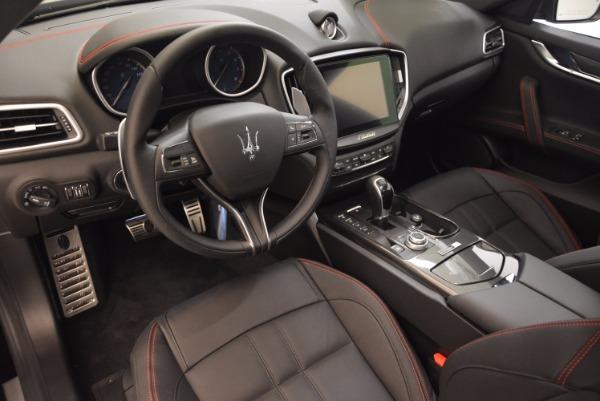 New 2017 Maserati Ghibli Nerissimo Edition S Q4 for sale Sold at Aston Martin of Greenwich in Greenwich CT 06830 13
