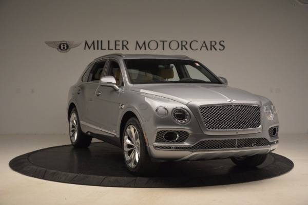 New 2018 Bentley Bentayga for sale Sold at Aston Martin of Greenwich in Greenwich CT 06830 11