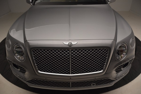 New 2018 Bentley Bentayga for sale Sold at Aston Martin of Greenwich in Greenwich CT 06830 13
