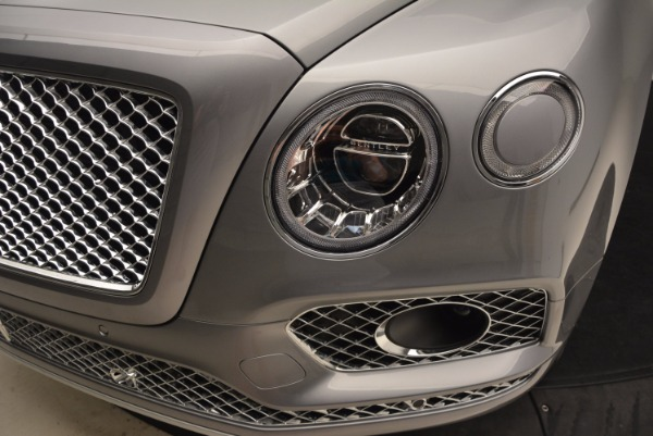 New 2018 Bentley Bentayga for sale Sold at Aston Martin of Greenwich in Greenwich CT 06830 15