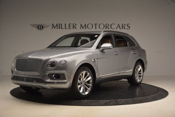 New 2018 Bentley Bentayga for sale Sold at Aston Martin of Greenwich in Greenwich CT 06830 2