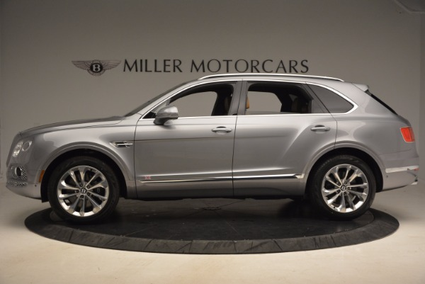 New 2018 Bentley Bentayga for sale Sold at Aston Martin of Greenwich in Greenwich CT 06830 3