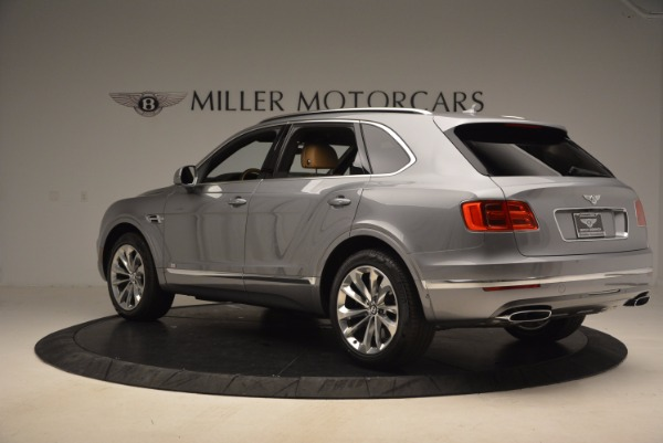 New 2018 Bentley Bentayga for sale Sold at Aston Martin of Greenwich in Greenwich CT 06830 4