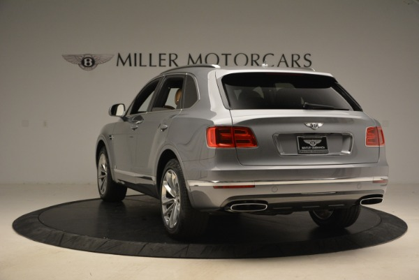 New 2018 Bentley Bentayga for sale Sold at Aston Martin of Greenwich in Greenwich CT 06830 5