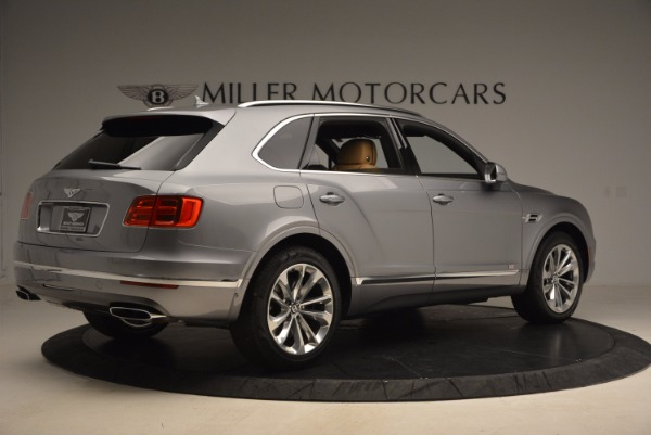 New 2018 Bentley Bentayga for sale Sold at Aston Martin of Greenwich in Greenwich CT 06830 8