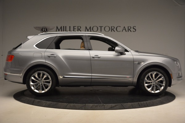 New 2018 Bentley Bentayga for sale Sold at Aston Martin of Greenwich in Greenwich CT 06830 9