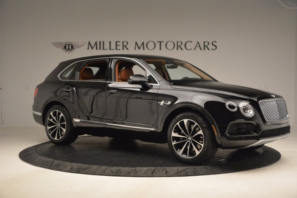 Used 2018 Bentley Bentayga Onyx Edition for sale $147,900 at Aston Martin of Greenwich in Greenwich CT 06830 10