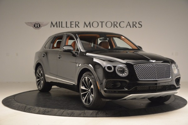 New 2018 Bentley Bentayga Onyx for sale Sold at Aston Martin of Greenwich in Greenwich CT 06830 11