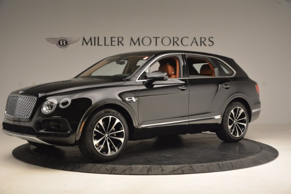 Used 2018 Bentley Bentayga Onyx Edition for sale $149,900 at Aston Martin of Greenwich in Greenwich CT 06830 2