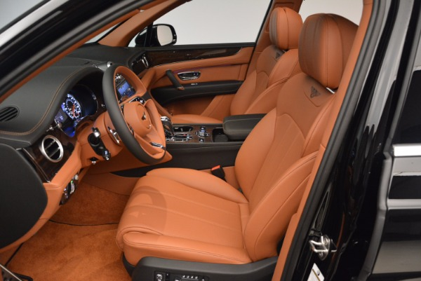 New 2018 Bentley Bentayga Onyx for sale Sold at Aston Martin of Greenwich in Greenwich CT 06830 24