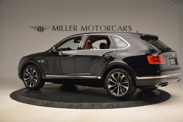 Used 2018 Bentley Bentayga Onyx Edition for sale $149,900 at Aston Martin of Greenwich in Greenwich CT 06830 4