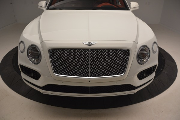 New 2018 Bentley Bentayga Onyx Edition for sale Sold at Aston Martin of Greenwich in Greenwich CT 06830 13
