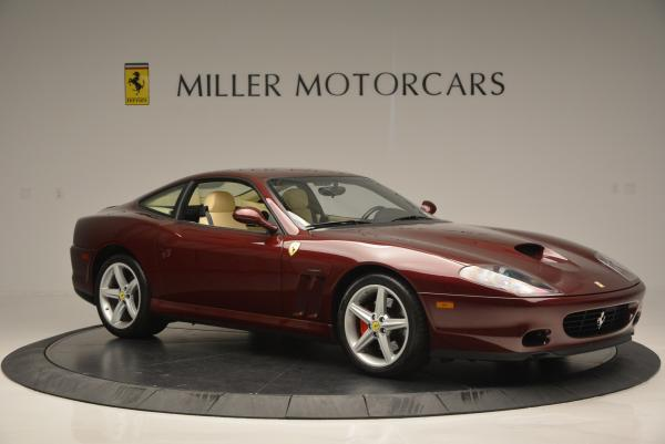 Used 2003 Ferrari 575M Maranello 6-Speed Manual for sale Sold at Aston Martin of Greenwich in Greenwich CT 06830 10