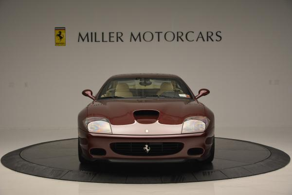 Used 2003 Ferrari 575M Maranello 6-Speed Manual for sale Sold at Aston Martin of Greenwich in Greenwich CT 06830 12