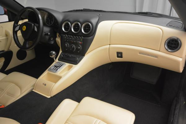 Used 2003 Ferrari 575M Maranello 6-Speed Manual for sale Sold at Aston Martin of Greenwich in Greenwich CT 06830 17