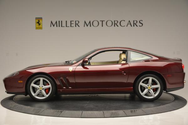 Used 2003 Ferrari 575M Maranello 6-Speed Manual for sale Sold at Aston Martin of Greenwich in Greenwich CT 06830 3