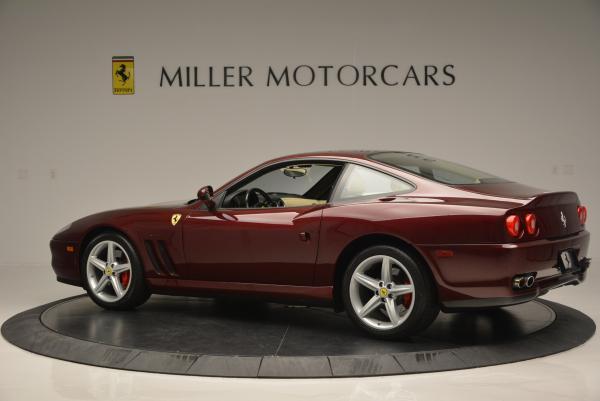 Used 2003 Ferrari 575M Maranello 6-Speed Manual for sale Sold at Aston Martin of Greenwich in Greenwich CT 06830 4
