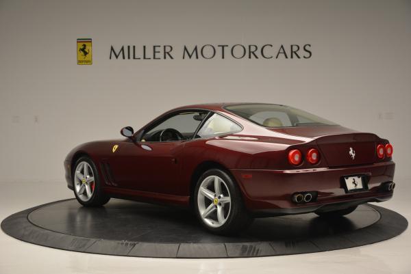 Used 2003 Ferrari 575M Maranello 6-Speed Manual for sale Sold at Aston Martin of Greenwich in Greenwich CT 06830 5
