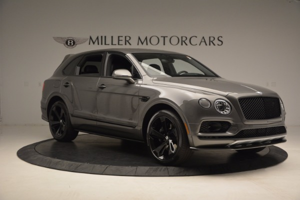 New 2018 Bentley Bentayga Black Edition for sale Sold at Aston Martin of Greenwich in Greenwich CT 06830 12