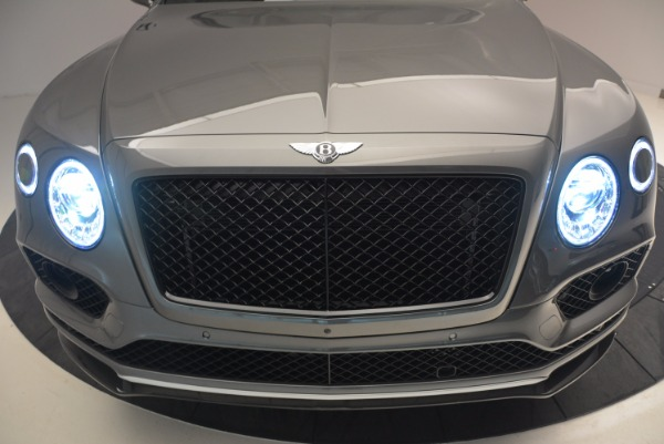New 2018 Bentley Bentayga Black Edition for sale Sold at Aston Martin of Greenwich in Greenwich CT 06830 16