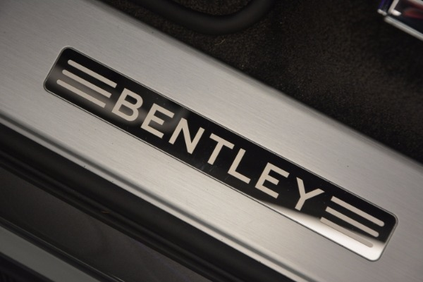 New 2018 Bentley Bentayga Black Edition for sale Sold at Aston Martin of Greenwich in Greenwich CT 06830 23
