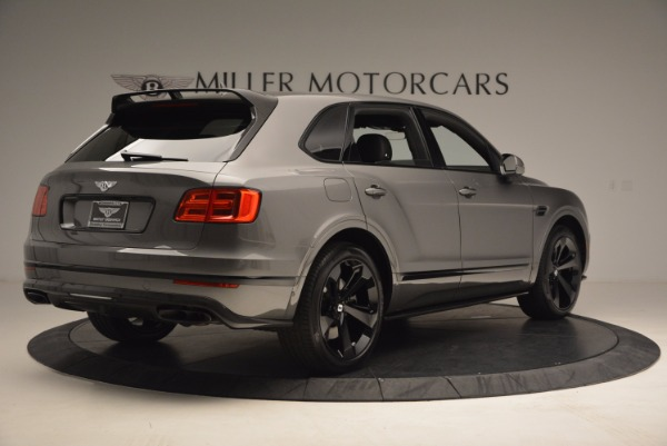 New 2018 Bentley Bentayga Black Edition for sale Sold at Aston Martin of Greenwich in Greenwich CT 06830 9