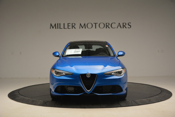 New 2017 Alfa Romeo Giulia Ti Sport Q4 for sale Sold at Aston Martin of Greenwich in Greenwich CT 06830 12