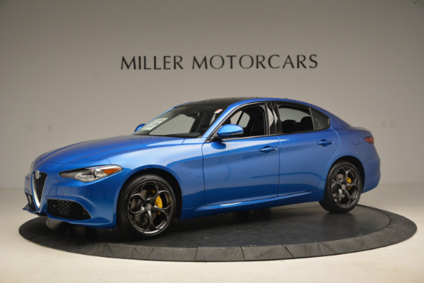 New 2017 Alfa Romeo Giulia Ti Sport Q4 for sale Sold at Aston Martin of Greenwich in Greenwich CT 06830 2