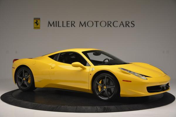 Used 2011 Ferrari 458 Italia for sale Sold at Aston Martin of Greenwich in Greenwich CT 06830 10