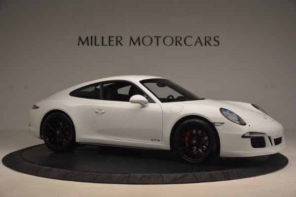 Used 2015 Porsche 911 Carrera GTS for sale Sold at Aston Martin of Greenwich in Greenwich CT 06830 10