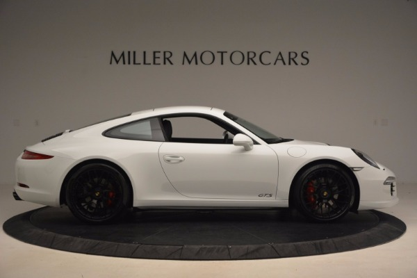 Used 2015 Porsche 911 Carrera GTS for sale Sold at Aston Martin of Greenwich in Greenwich CT 06830 9