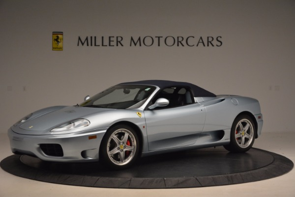 Used 2003 Ferrari 360 Spider 6-Speed Manual for sale Sold at Aston Martin of Greenwich in Greenwich CT 06830 14