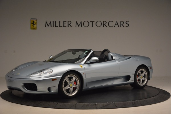 Used 2003 Ferrari 360 Spider 6-Speed Manual for sale Sold at Aston Martin of Greenwich in Greenwich CT 06830 2