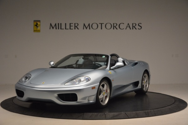 Used 2003 Ferrari 360 Spider 6-Speed Manual for sale Sold at Aston Martin of Greenwich in Greenwich CT 06830 1