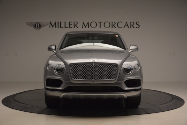 New 2018 Bentley Bentayga Onyx for sale Sold at Aston Martin of Greenwich in Greenwich CT 06830 12