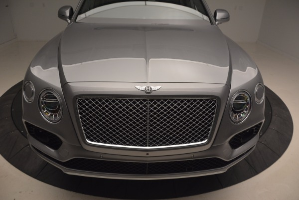 New 2018 Bentley Bentayga Onyx for sale Sold at Aston Martin of Greenwich in Greenwich CT 06830 13