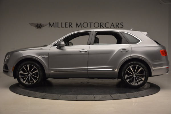 New 2018 Bentley Bentayga Onyx for sale Sold at Aston Martin of Greenwich in Greenwich CT 06830 3