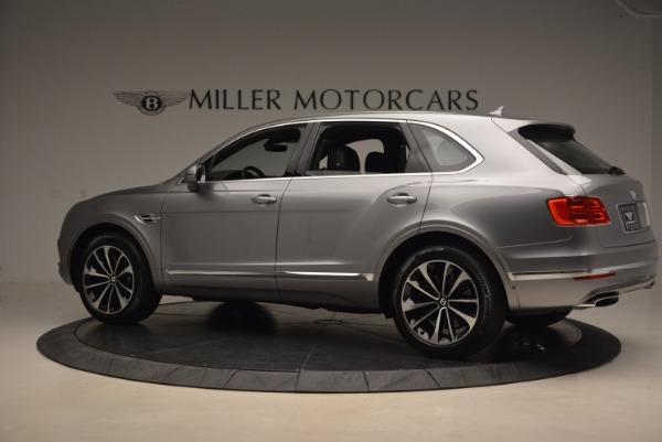 New 2018 Bentley Bentayga Onyx for sale Sold at Aston Martin of Greenwich in Greenwich CT 06830 4
