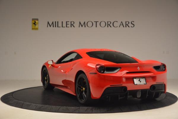 Used 2016 Ferrari 488 GTB for sale Sold at Aston Martin of Greenwich in Greenwich CT 06830 5
