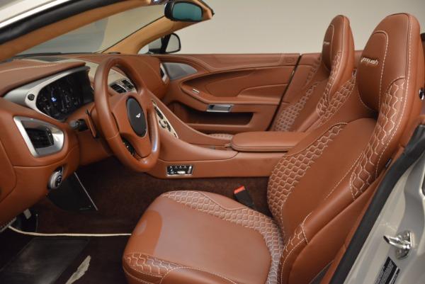 Used 2015 Aston Martin Vanquish Volante for sale Sold at Aston Martin of Greenwich in Greenwich CT 06830 20