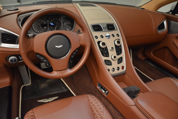 Used 2015 Aston Martin Vanquish Volante for sale Sold at Aston Martin of Greenwich in Greenwich CT 06830 21